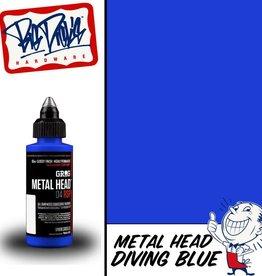 Grog Metal Head - Diving Blue 60ml