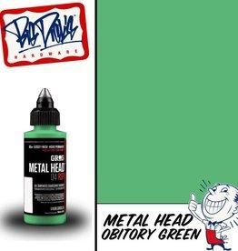Grog Metal Head - Obitory Green 60ml