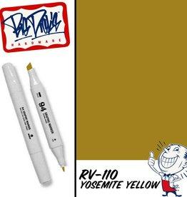 MTN 94 Graphic Marker - Yosemite Yellow RV-110