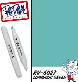 MTN 94 Graphic Marker - Luminous Green RV-6027