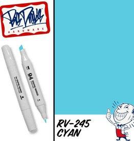 MTN 94 Graphic Marker - Cyan RV-245