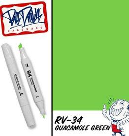 MTN 94 Graphic Marker - Guacamole Green RV-34
