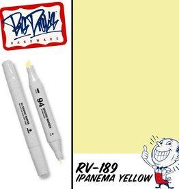 MTN 94 Graphic Marker - Ipanema Yellow RV-189