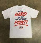 BDH Tee - We Go Hard V2 - White