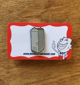 "Gaso Pin - Electrical Box - Grey (Size 1.5"" H)"