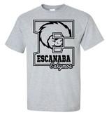 Peeking Eskymo Shirt (Item #E5)