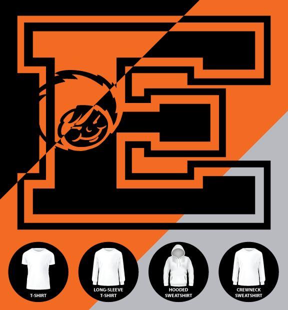 Solid Eskymo E Shirt (Item #E7)