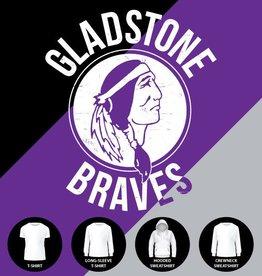 Gladstone Braves Shirt