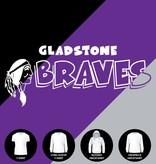 Cartoon Print Braves Shirt (Item #6)