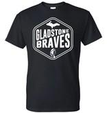 Gladstone Braves Badge Shirt (Item #G9)