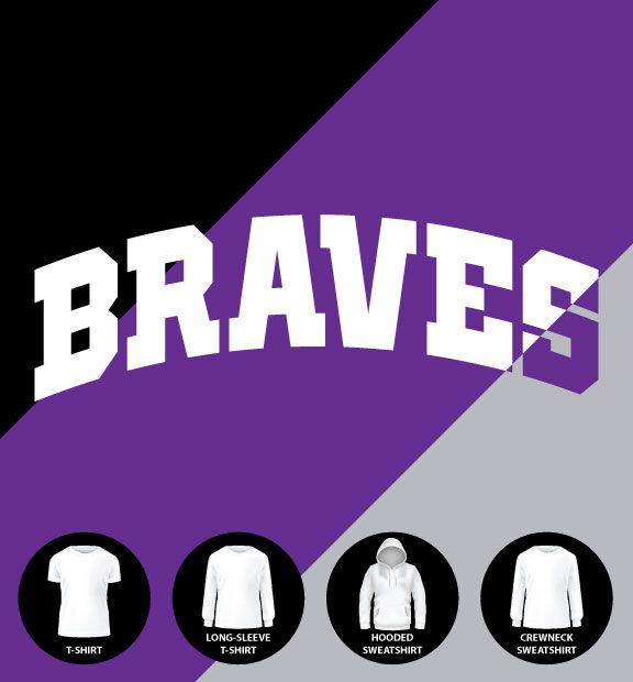 Braves Shirt (Item #G8)