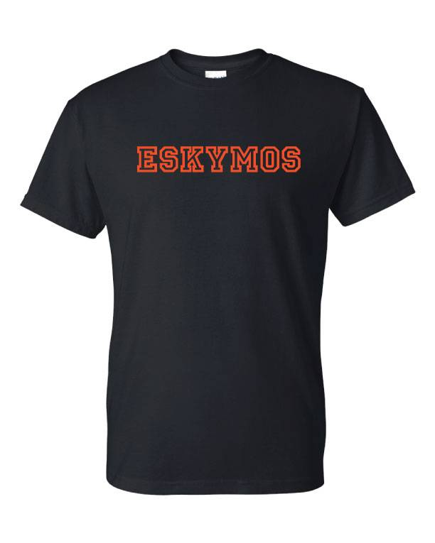 Eskymos Outline Shirt (Item #E8)