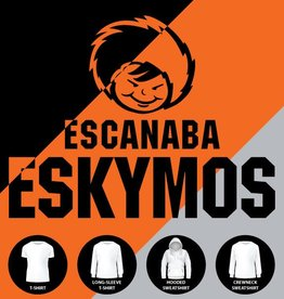 Escanaba Eskymo Shirt