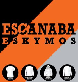 Escanaba Eskymos Block Shirt