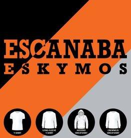 Escanaba Eskymos Block Shirt