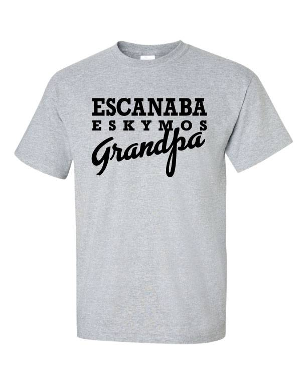 Eskymo Grandpa Shirt (Item #E23)