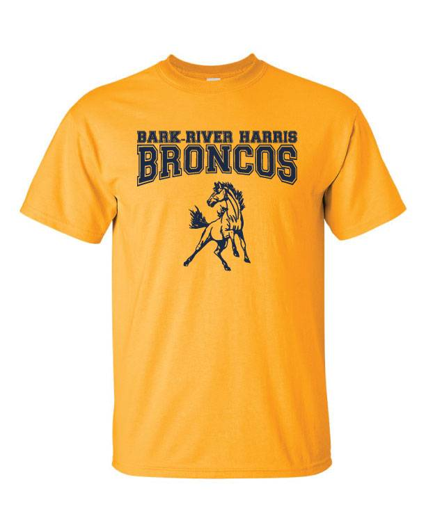 Classic Broncos Shirt (Item #BRH1)