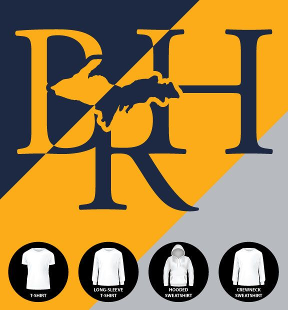 BRH-UP Shirt (Item #BRH2)