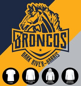 Bronco Head Shirt