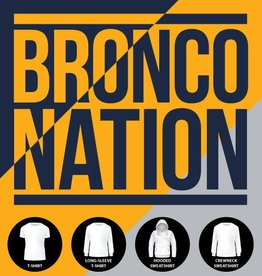 Bronco Nation Shirt