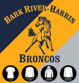 Arched Bark River-Harris Shirt