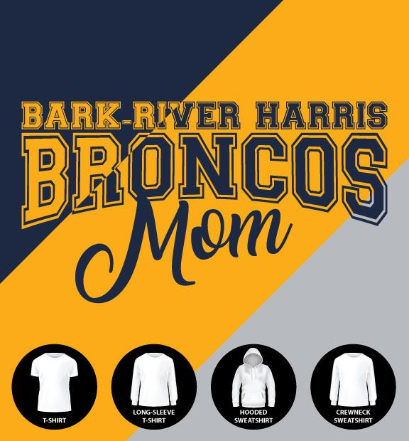 Broncos Mom Shirt (Item #BRH10)