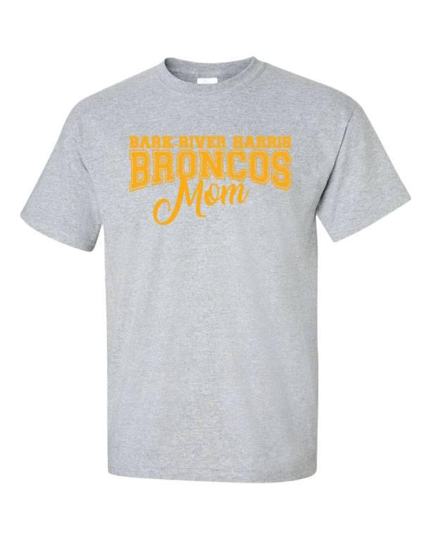 Broncos Mom Shirt (Item #BRH10)