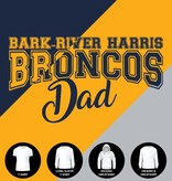 Broncos Dad Shirt (Item #BRH11)