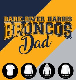 Broncos Dad Shirt