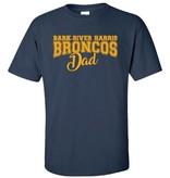 Broncos Dad Shirt (Item #BRH11)