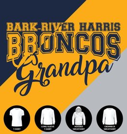Broncos Grandpa Shirt