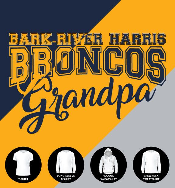 e47be0b0 Broncos Grandpa Shirt - Northern Screenprinting and Embroidery