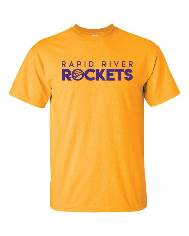Rapid River Rockets Shirt (Item #RR3)