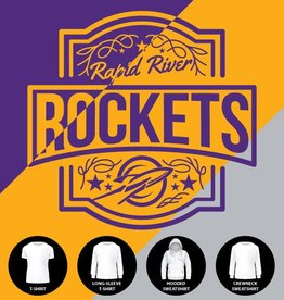 Rapid River Rockets Label Shirt