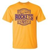 Rapid River Rockets Label Shirt (Item #RR6)