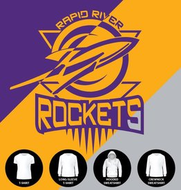 Rapid River Rockets Sci-Fi Shirt