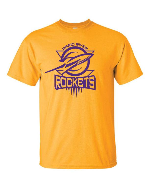 Rapid River Rockets Sci-Fi Shirt (Item #RR7)