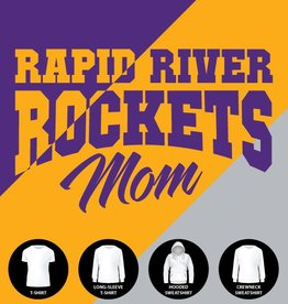 Rockets Mom Shirt