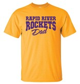 Rockets Dad Shirt (Item #RR9)