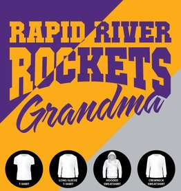 Rockets Grandma Shirt