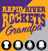Rockets Grandpa Shirt (Item #RR11)