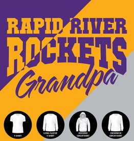 Rockets Grandpa Shirt