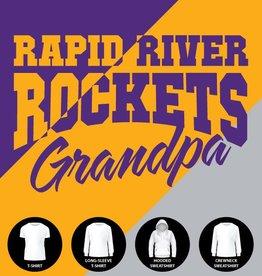 Rockets Grandpa Shirt