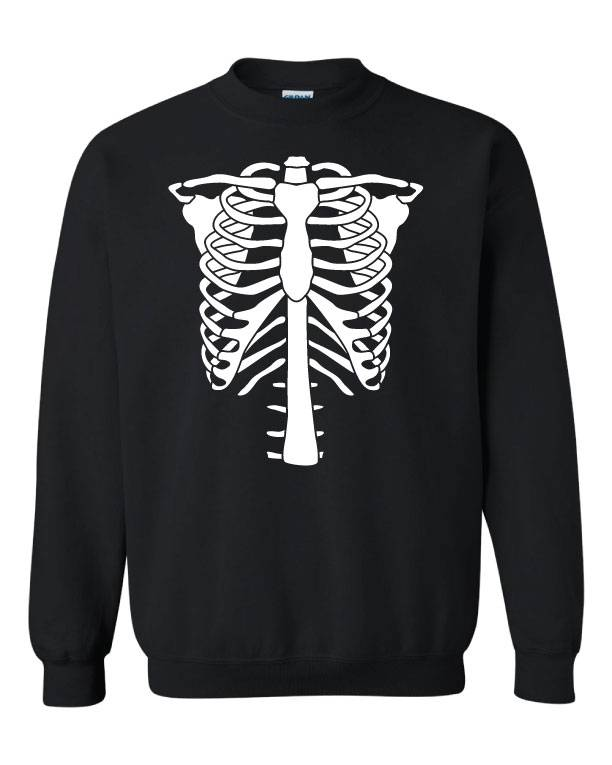 Skeleton Shirt (ITEM #H1)