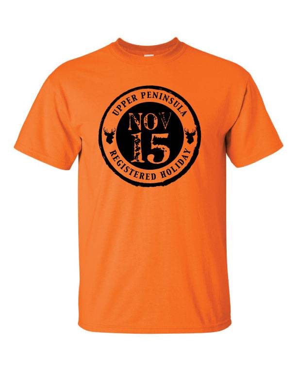 Deer Day T-Shirt (Item #Y2)