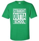 Straight Outta School Shirt (Item #H4)