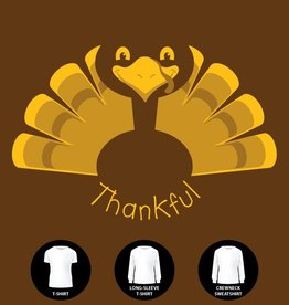 Thankful Turkey T-Shirt