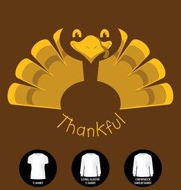 Thankful Turkey T-Shirt
