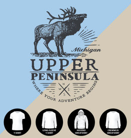 Upper Peninsula Elk Shirt