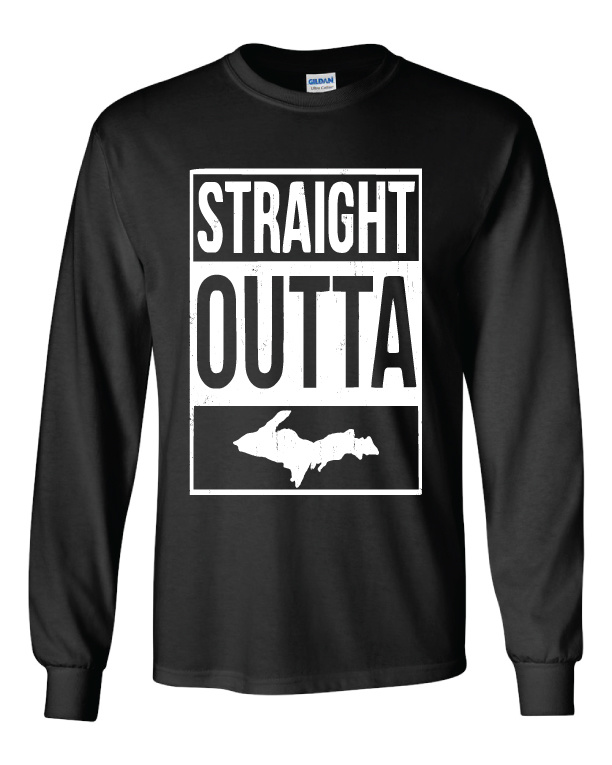 Straight Outta UP Shirt